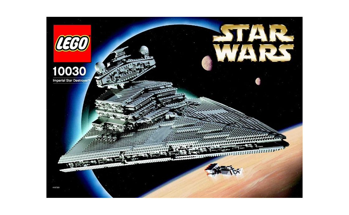 LEGO Exclusive Imperial Star Destroyer (10030)