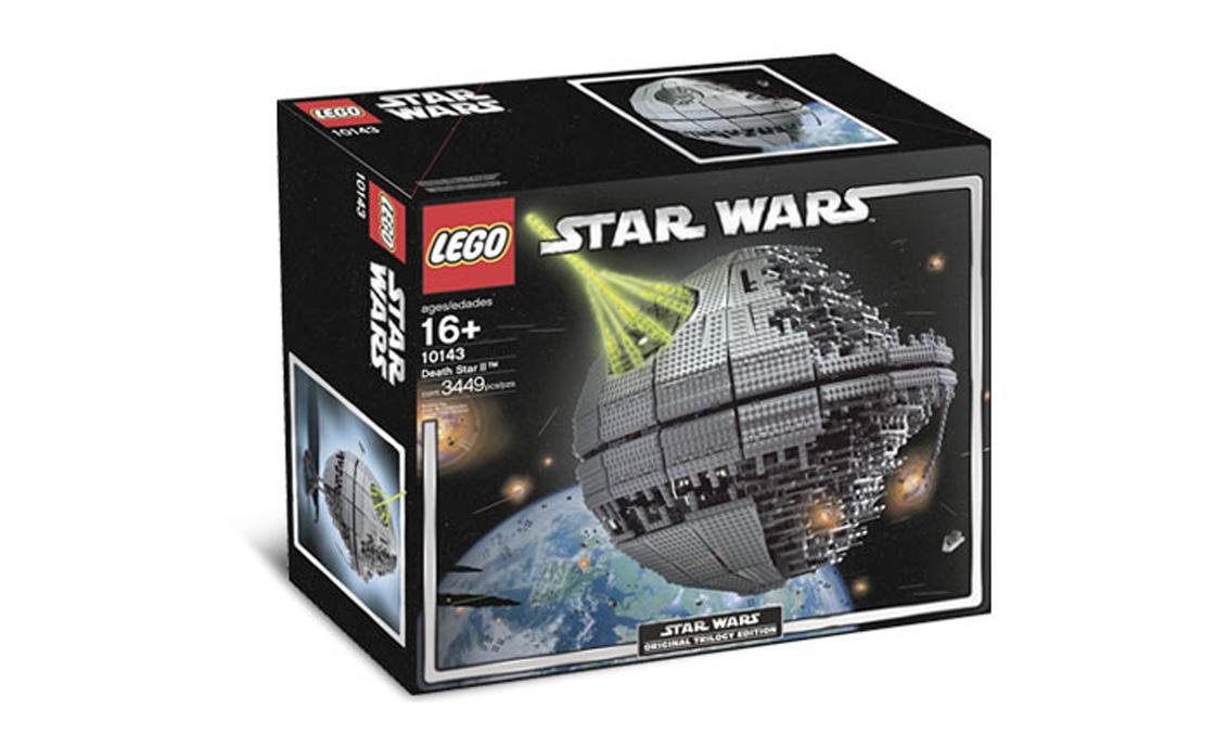 LEGO Exclusive Звезда смерти II (10143)