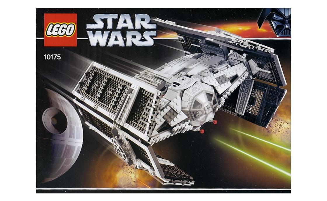 LEGO Exclusive Vader's TIE Advanced (10175)