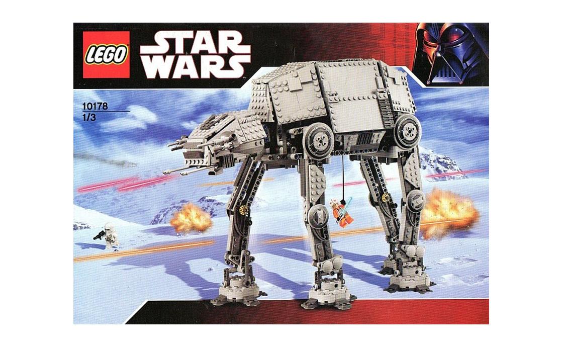 LEGO Exclusive Моторизированный АТ-АТ (10178)