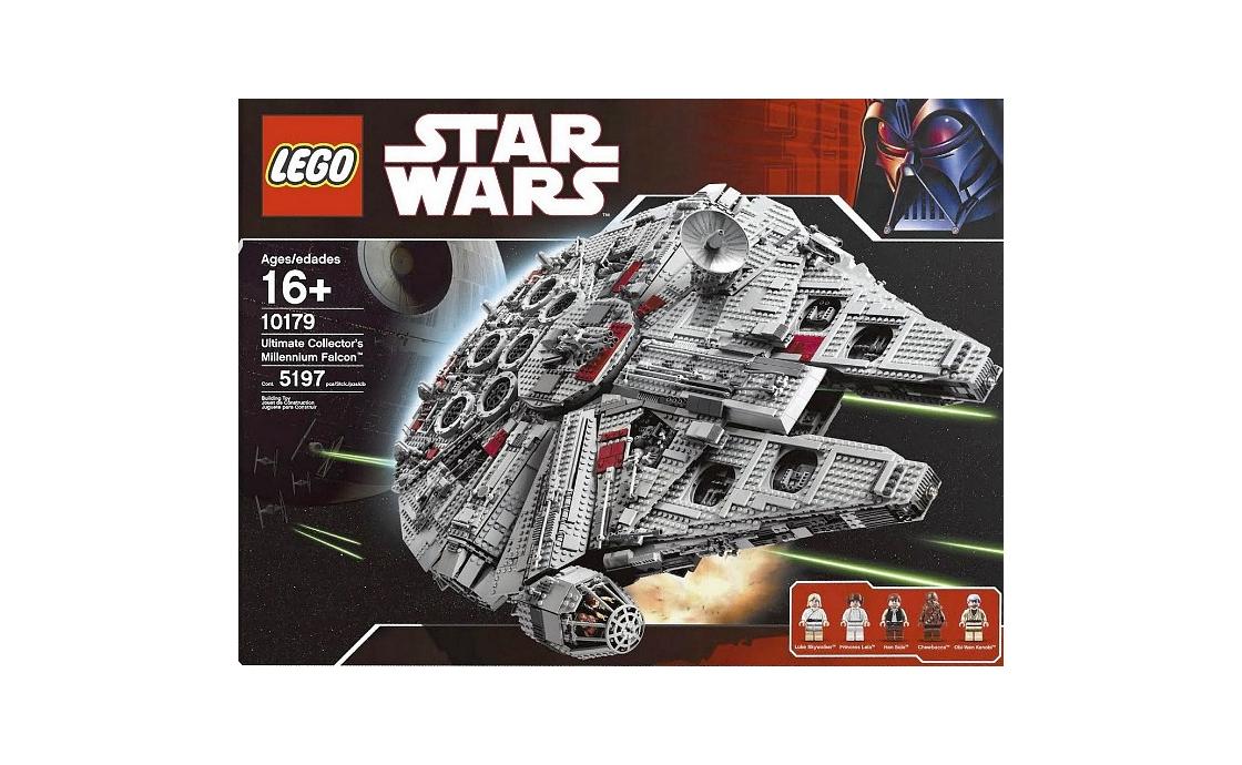 LEGO Star Wars Сокол Тысячелетия (10179)