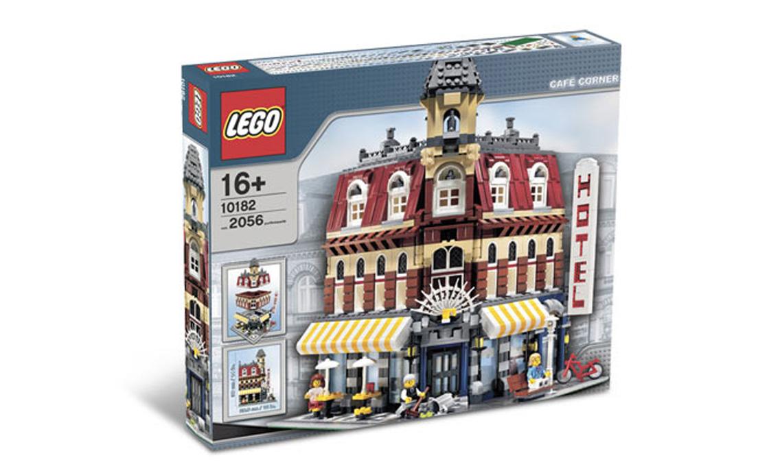 LEGO Exclusive Кафе на углу (10182)