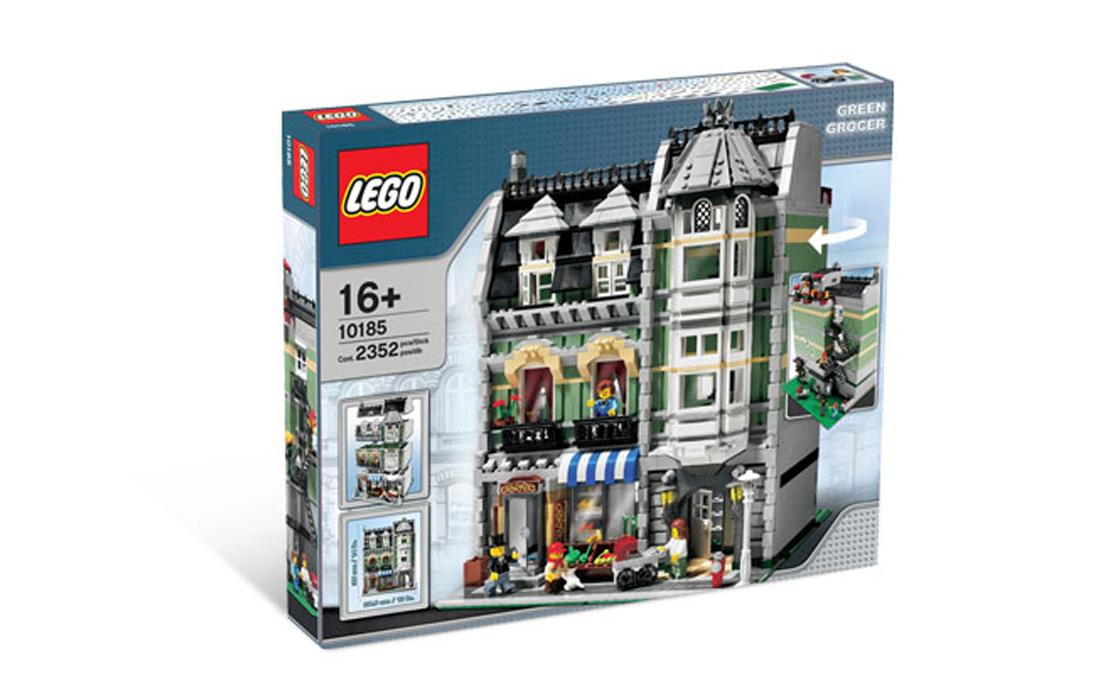 LEGO Exclusive Бакалейная лавка (10185)