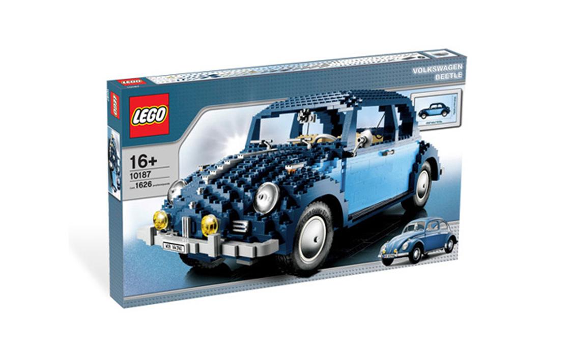 LEGO Exclusive Фольксваген Жук (10187)