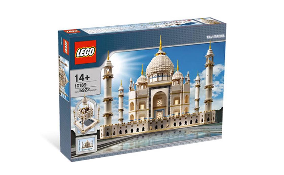 LEGO Exclusive Тадж Махал (10189)