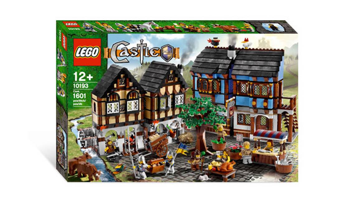 LEGO Exclusive Средневековый рынок (10193)