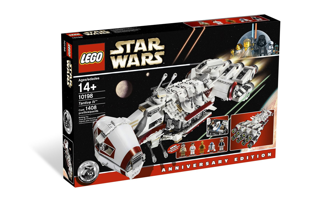 LEGO Exclusive Tantive IV (10198)