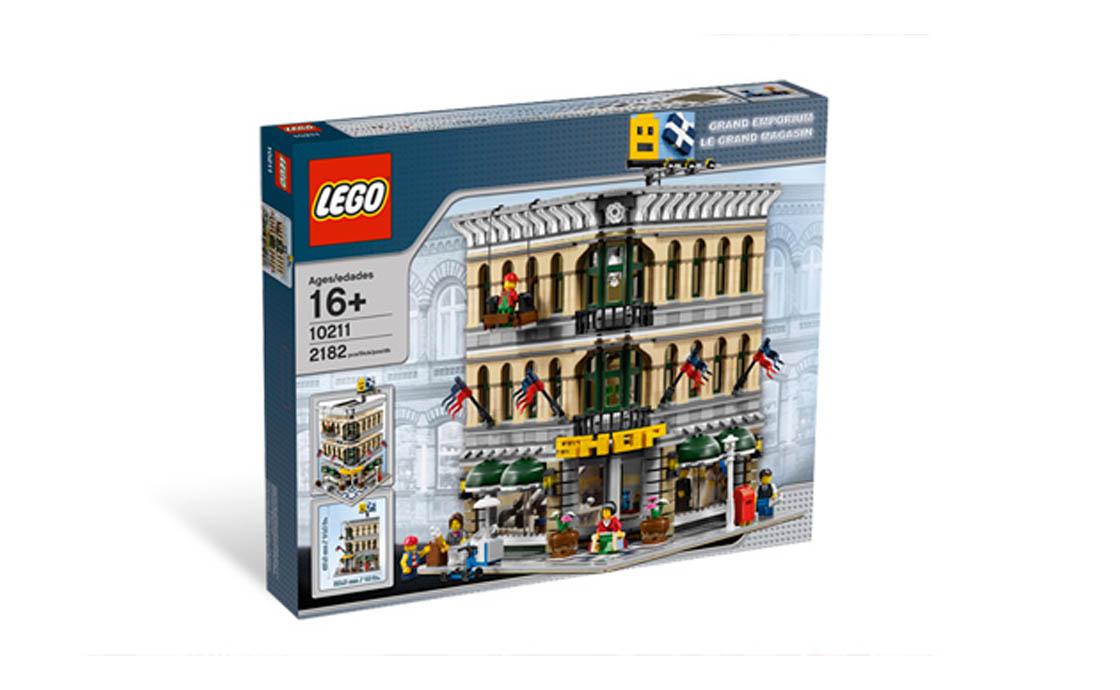 "LEGO Exclusive Торговый центр ""Grand Emporium"" (10211)"