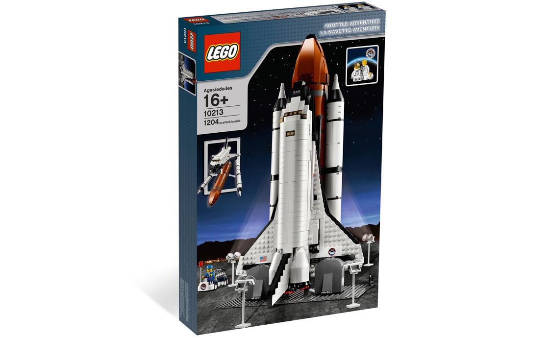 LEGO Exclusive Космический шаттл (10213)