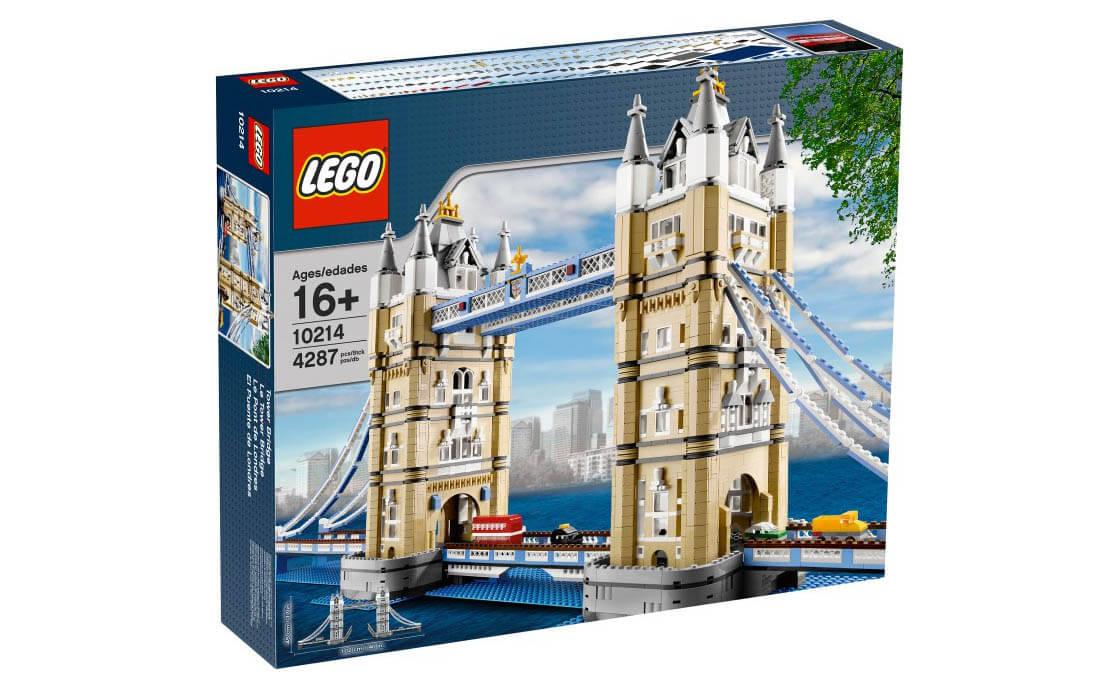 LEGO Exclusive Тауэрский мост (10214)