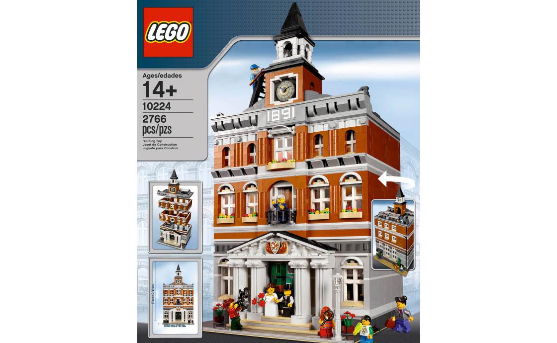 LEGO Exclusive Ратуша (10224)