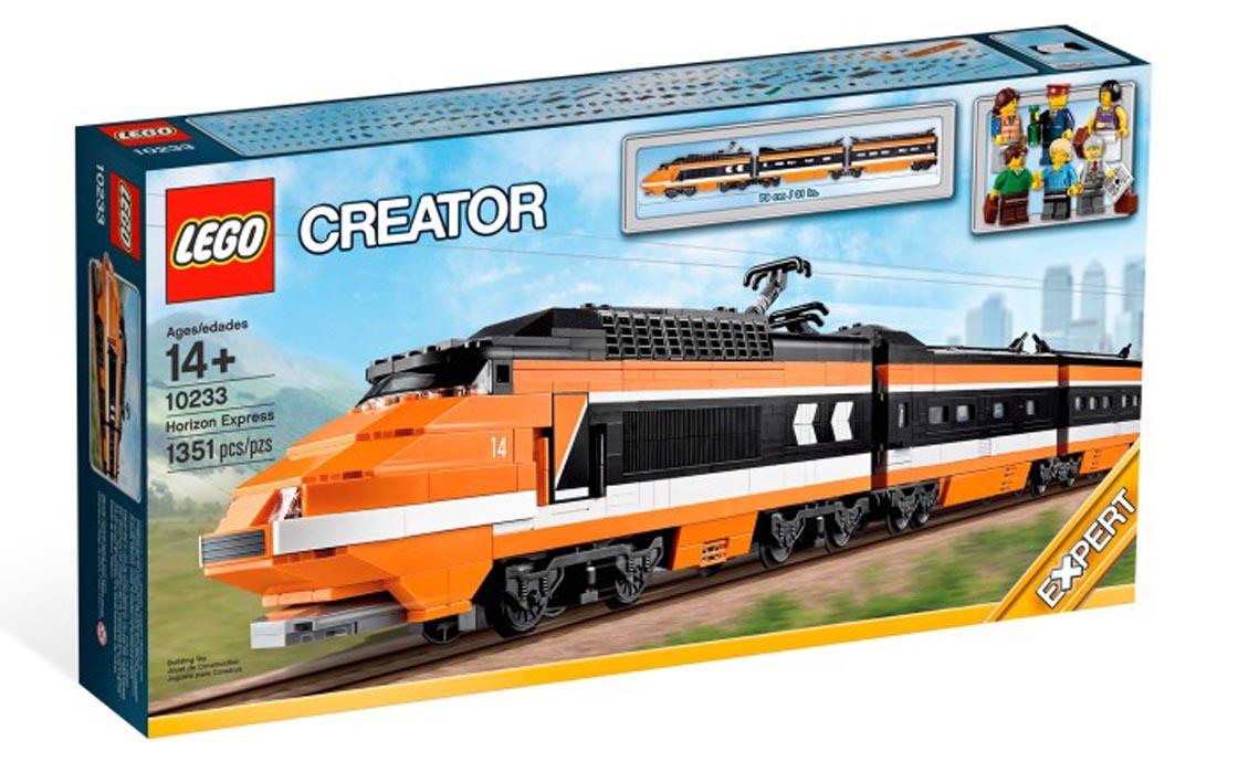 LEGO Creator ГОРИЗОНТ ЭКСПРЕСС (10233)
