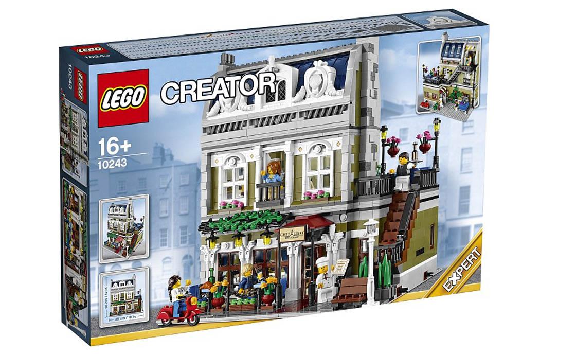 LEGO Exclusive Creator Парижский Ресторан (10243)
