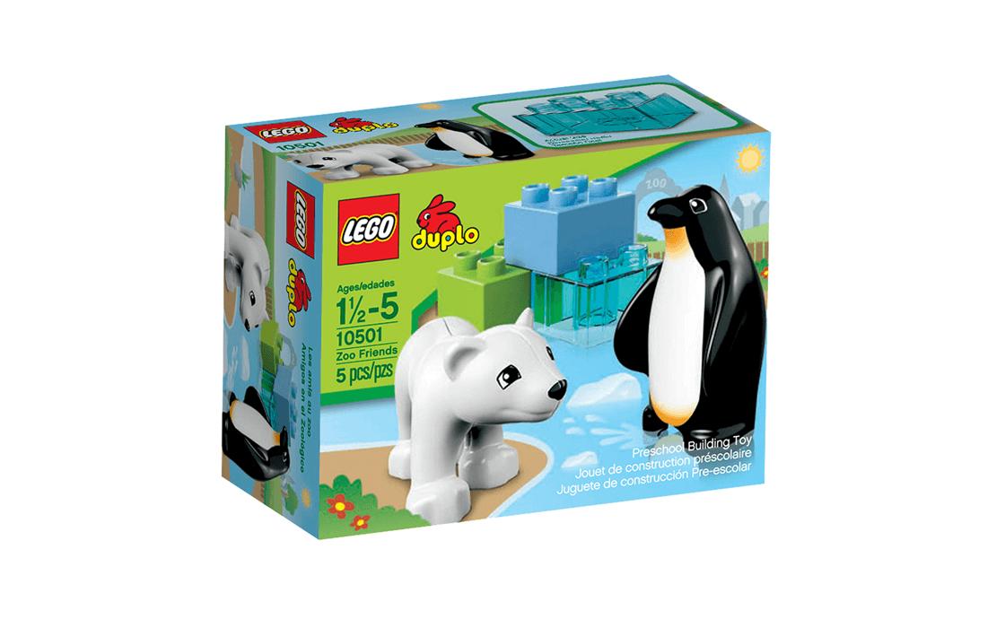 LEGO DUPLO Друзья в зоопарке (10501)