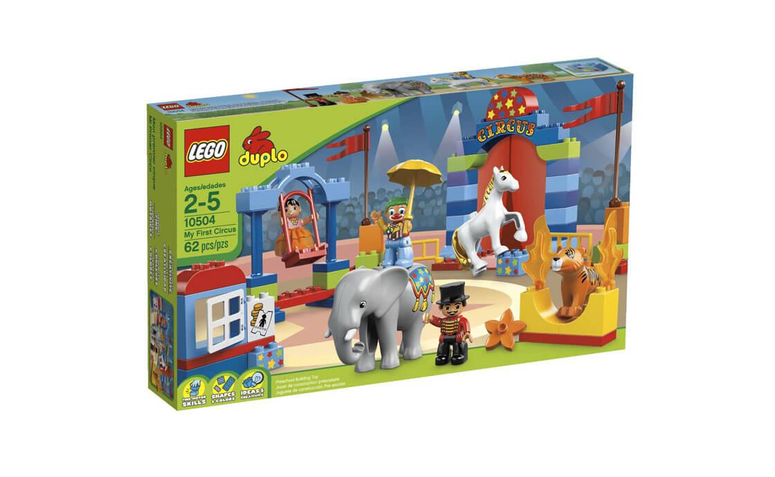 LEGO DUPLO Большой цирк (10504)