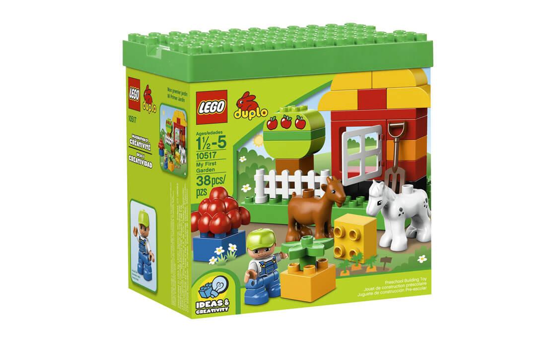 LEGO DUPLO Мой первый сад (10517)