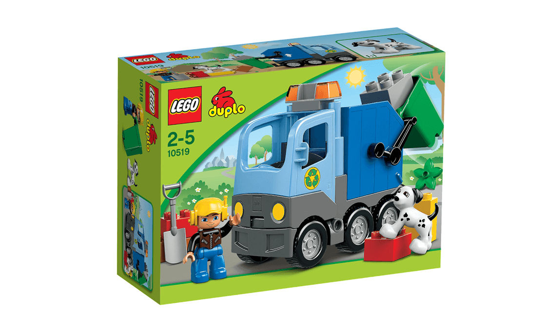 LEGO DUPLO Мусоровоз (10519)