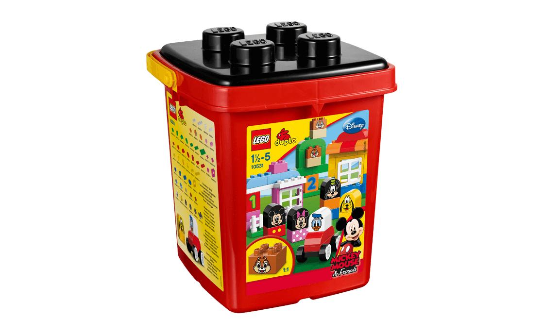 LEGO DUPLO Микки и друзья (10531)