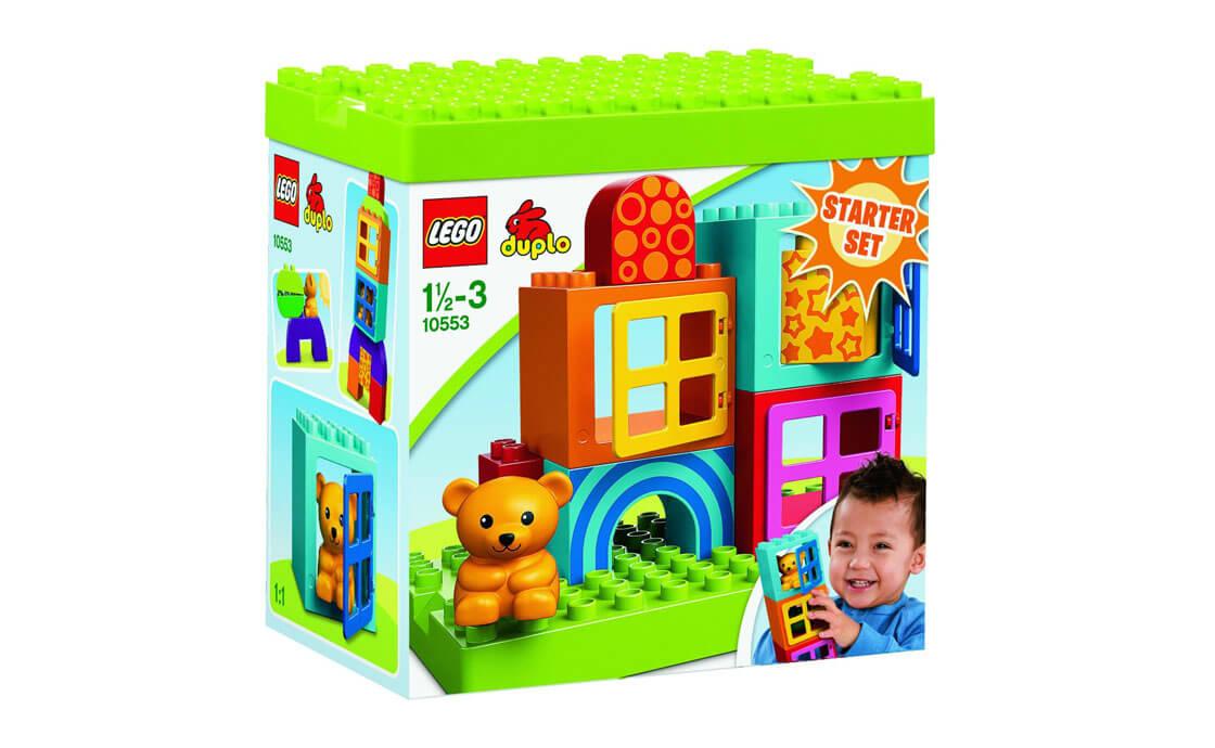 LEGO DUPLO Строительные блоки для игры малыша (10553)