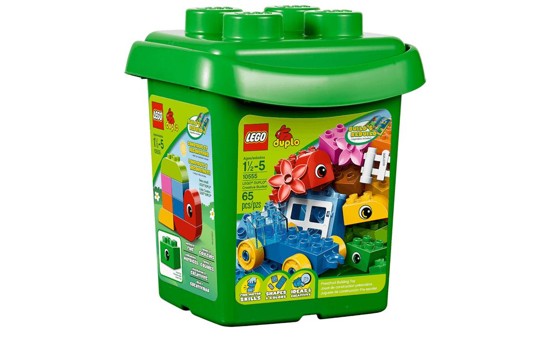 LEGO DUPLO Набор для творчества (10555)