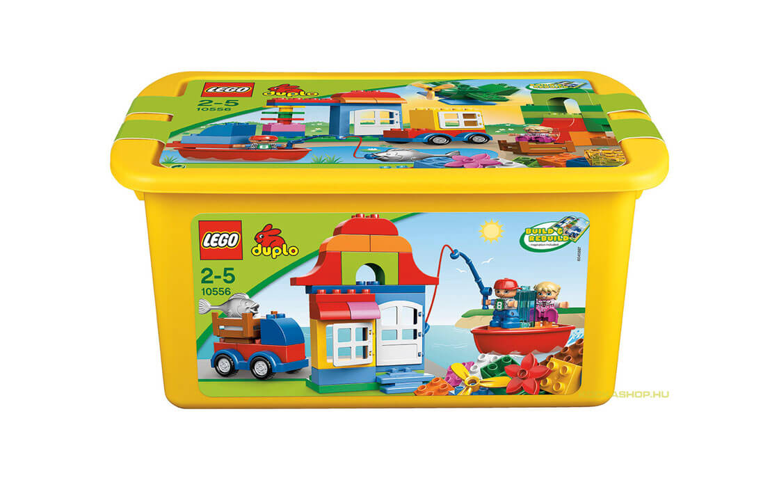 LEGO DUPLO Набор для творчества (10556)