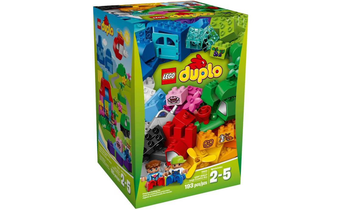LEGO DUPLO Велика креативна коробка (10622)