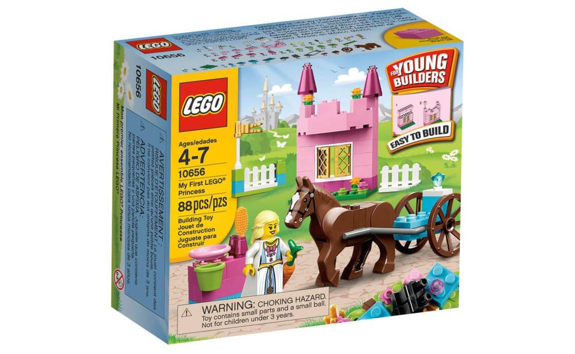 LEGO Creator Моя первая принцесса (10656)