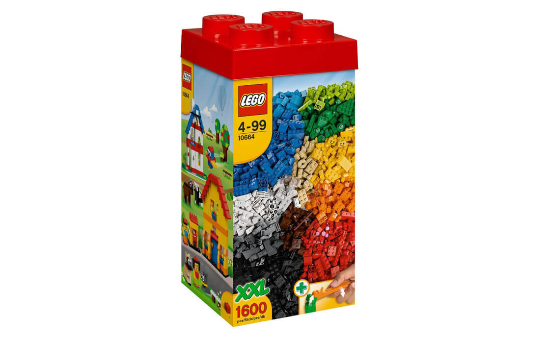LEGO Creator Башня для творчества (10664)