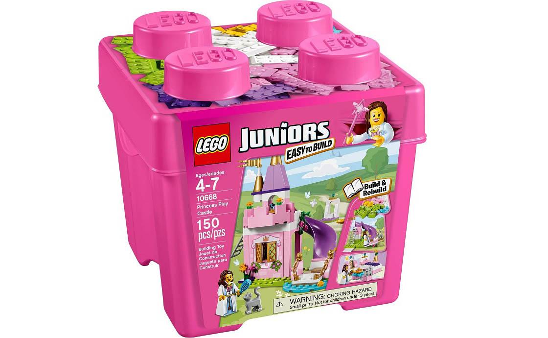 LEGO Juniors Игровая крепость принцессы (10668)