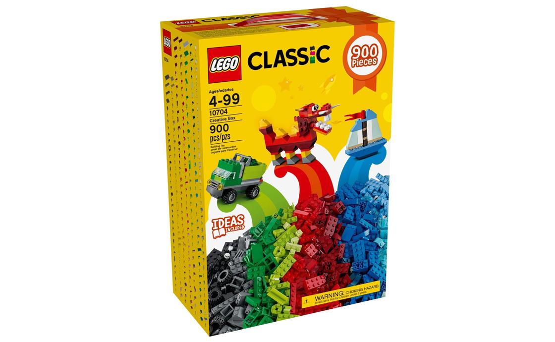LEGO Classic Коробка креативу (10704)