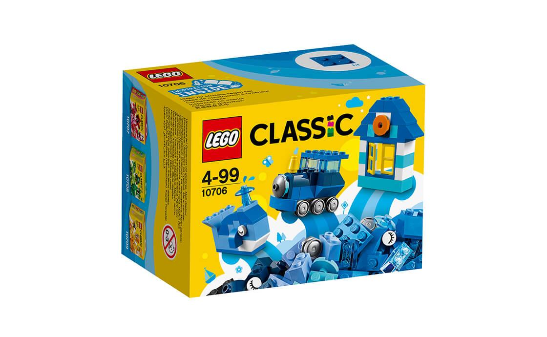 LEGO Classic Синя творча коробка (10706)