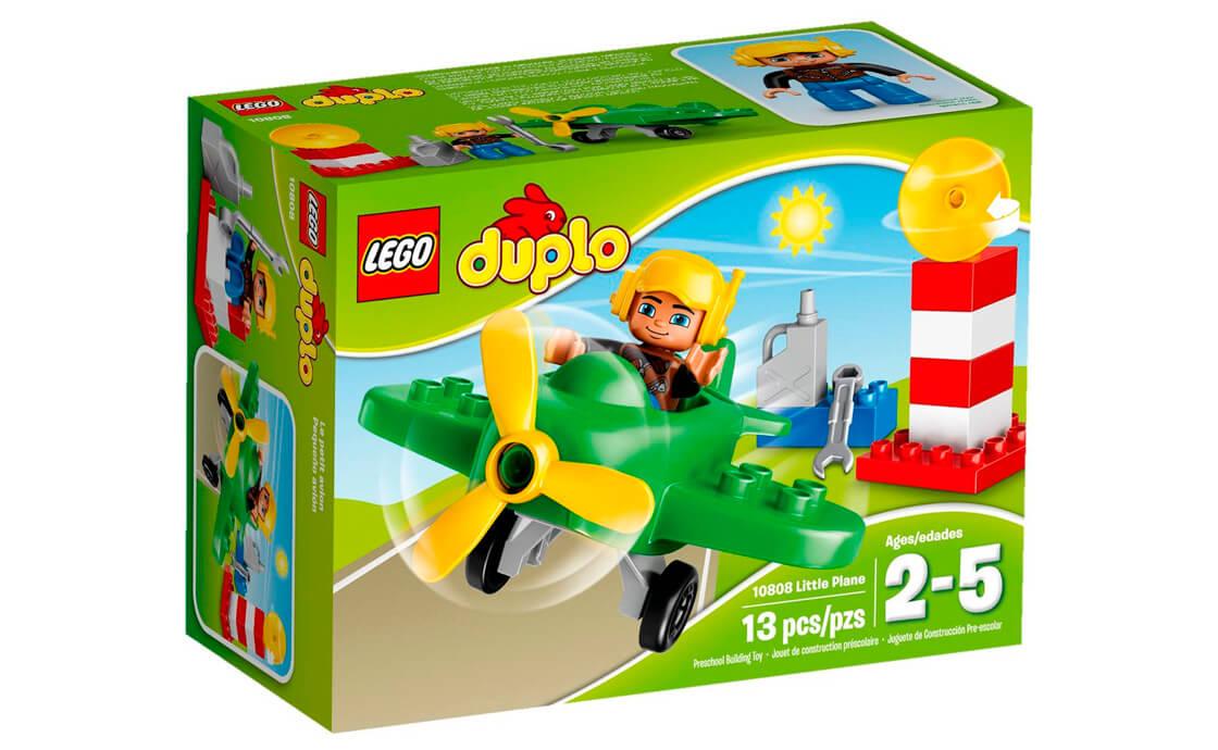 LEGO DUPLO Маленький літак (10808)