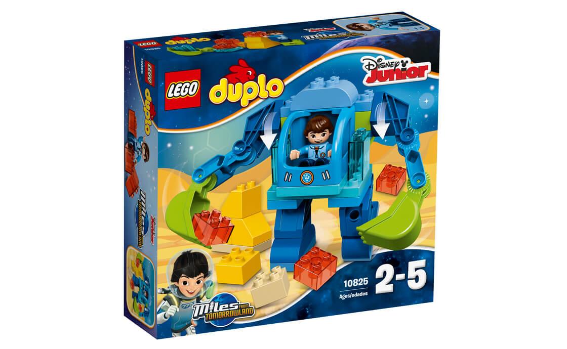 LEGO DUPLO Екзо-костюм Майлза (10825)