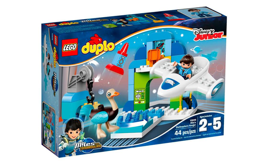 LEGO DUPLO Стелосфера Майлза (10826)