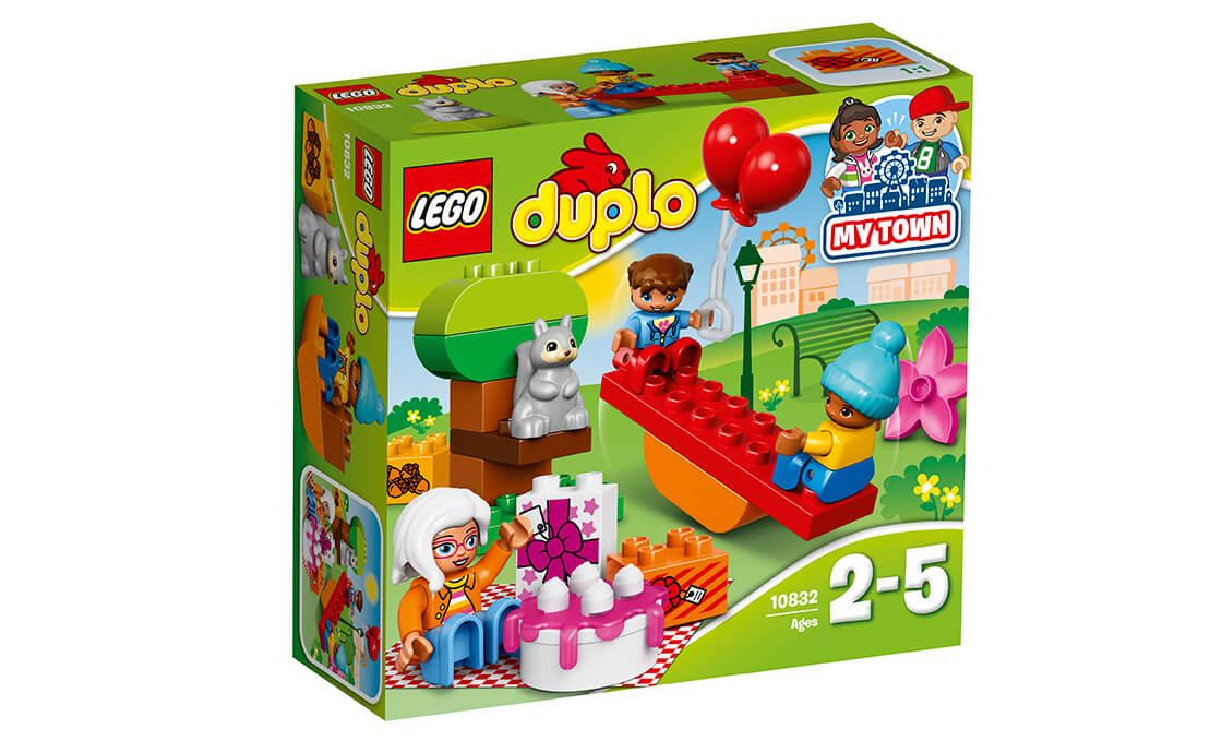 LEGO DUPLO День народження (10832)