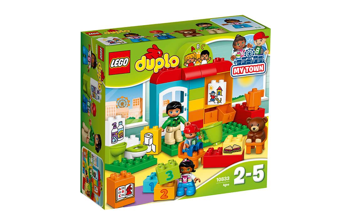LEGO DUPLO Дитсадок (10833)