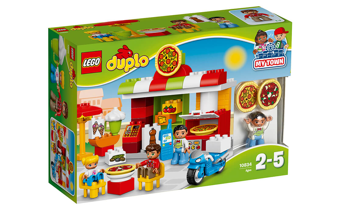 LEGO DUPLO Піцерія (10834)