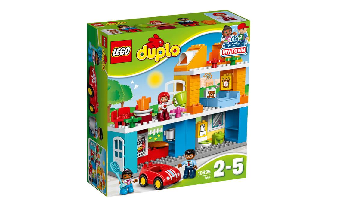 LEGO DUPLO Дім родини (10835)