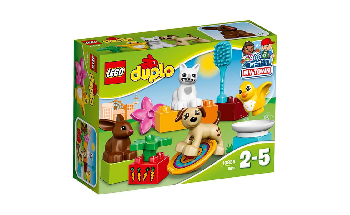 LEGO DUPLO Родинні тварини (10838)
