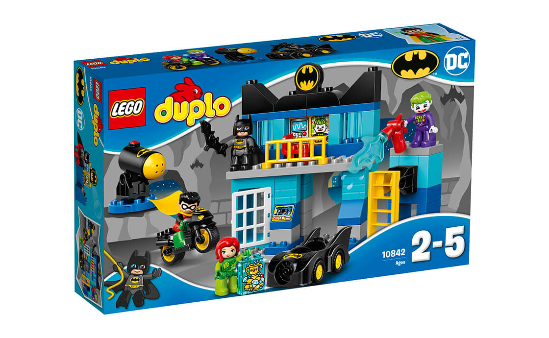 LEGO DUPLO Виклик Бет – печери (10842)