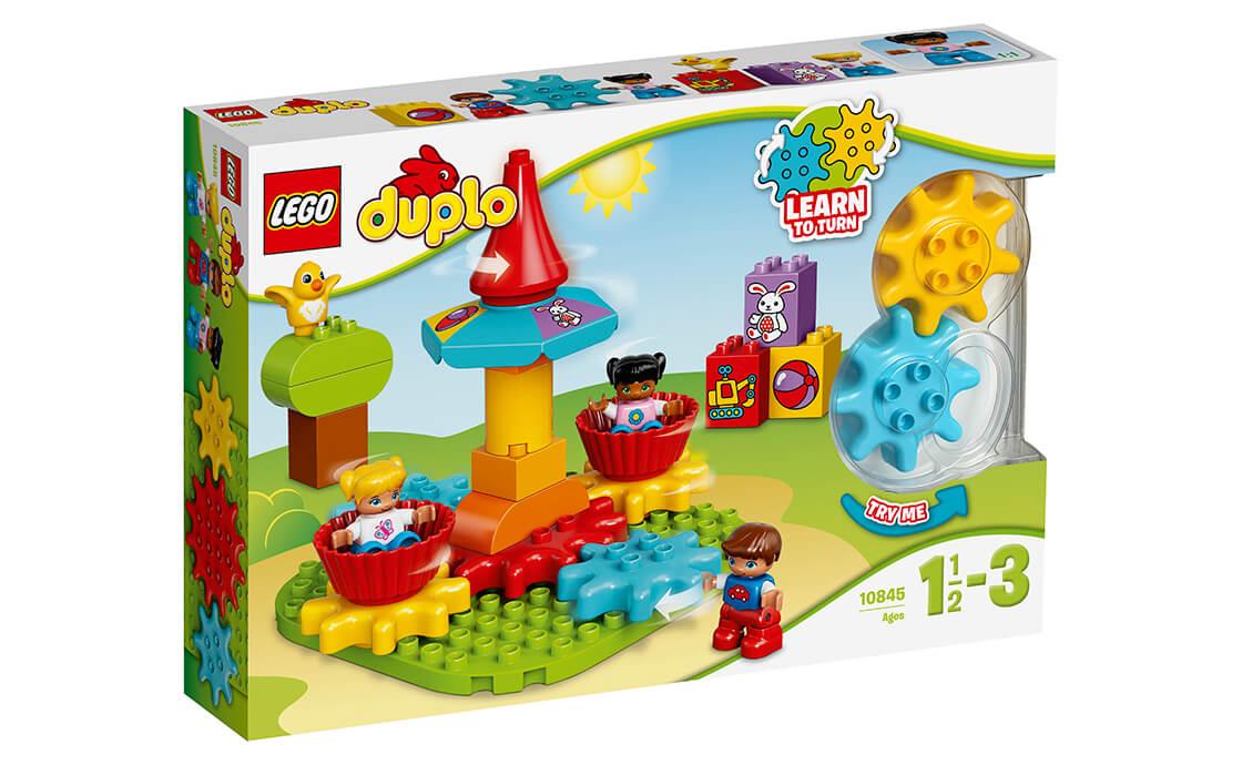 LEGO DUPLO Моя перша карусель (10845)