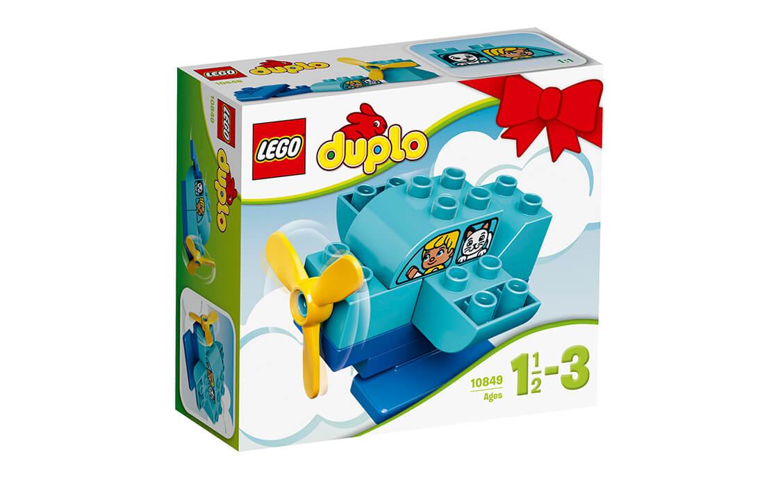 LEGO DUPLO Мій перший літак (10849)