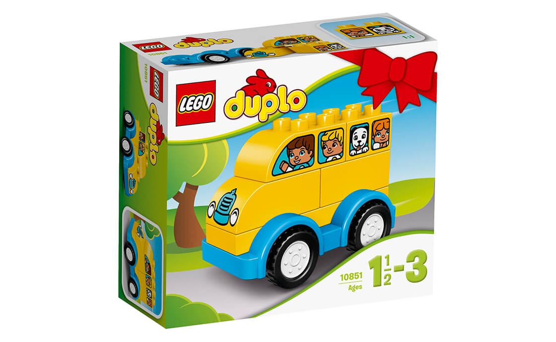 LEGO DUPLO Мій перший автобус (10851)
