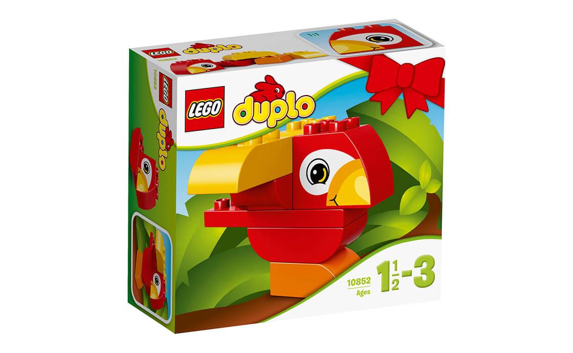 LEGO DUPLO Моя перша пташка (10852)