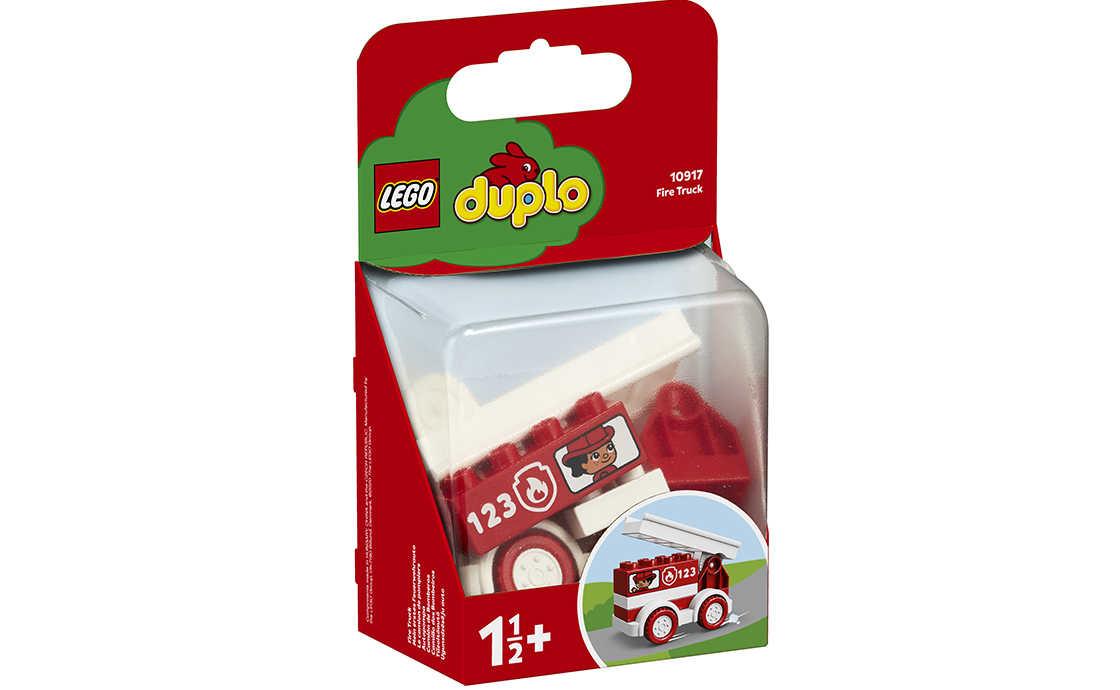 LEGO DUPLO Пожарная машина (10917)