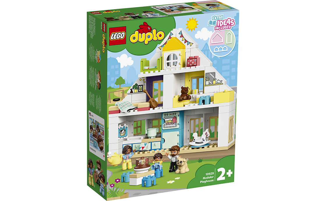LEGO DUPLO Модульний іграшковий будинок (10929)