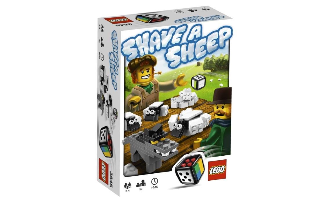 LEGO Games Стрижка овец (3845)
