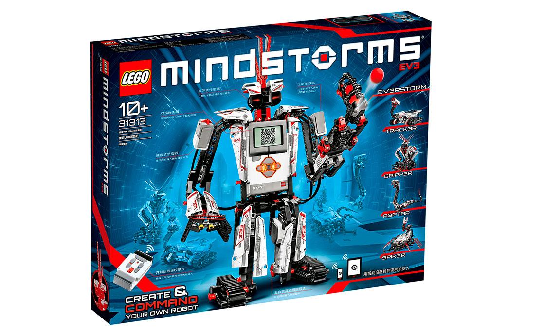 LEGO MINDSTORMS Робот Mindstorms EV3 (31313)