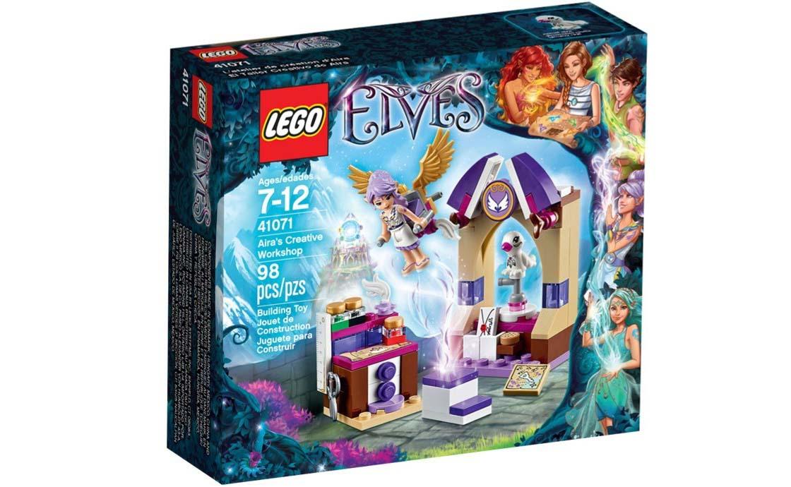 LEGO Elves Креативная мастерская Айры (41071)