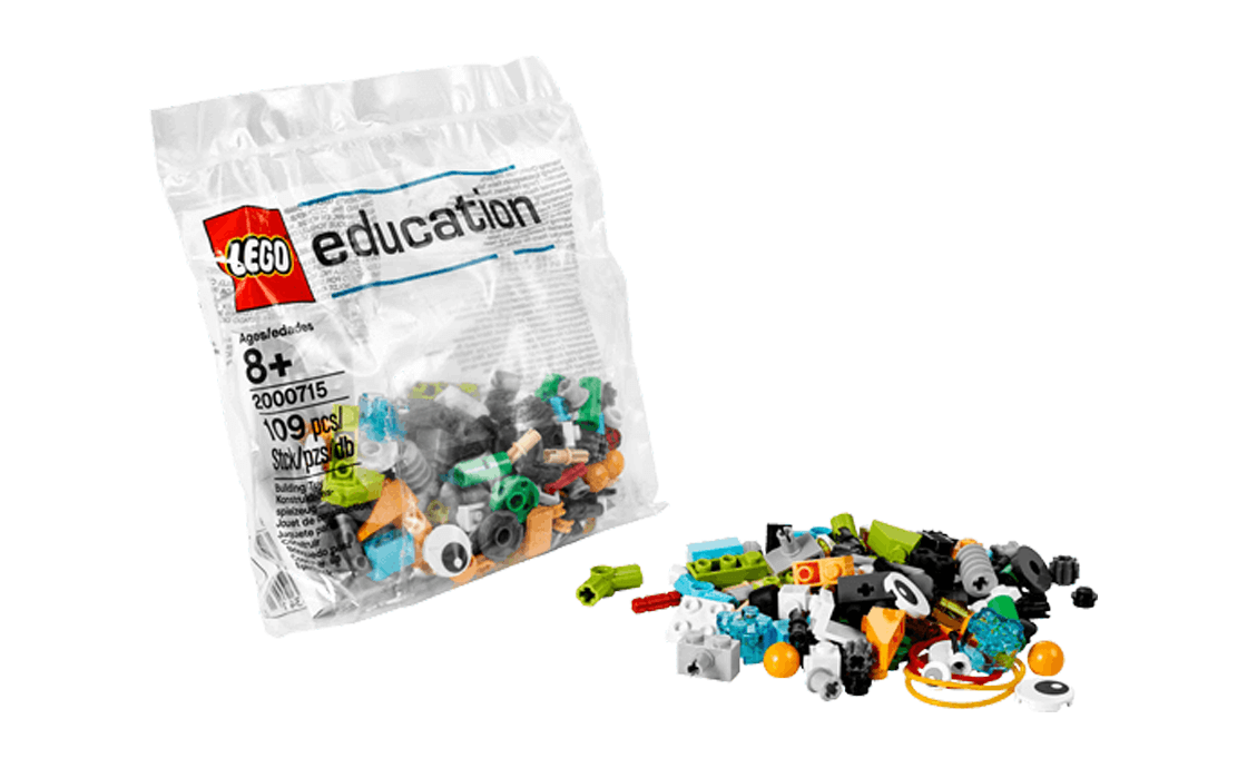 LEGO Education Вспомогательный набор WeDo 2.0 (2000715)